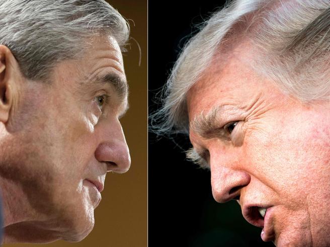 Russiagate, Mueller vuole interrogare Trump. L'ipotesi:ostruzione alla giustizia