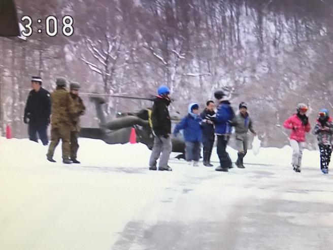 Giappone, eruzione  e valanga: un morto e 14 feriti foto|video