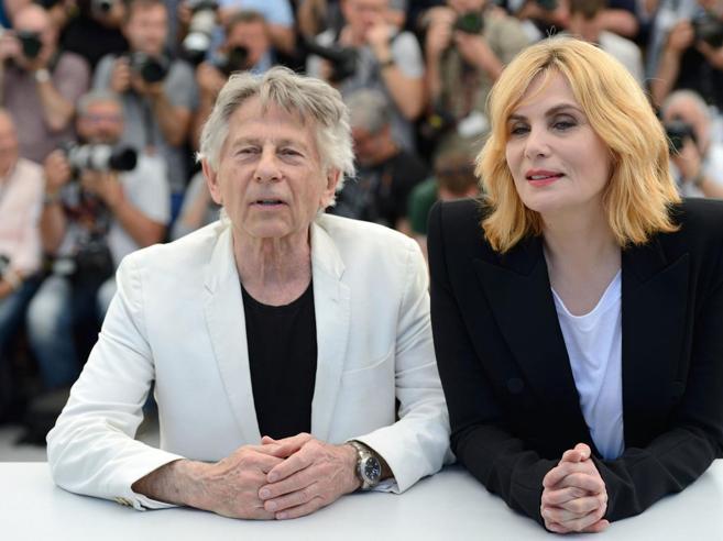 «Difendo mio marito Polanski:le donne possono dire di no»