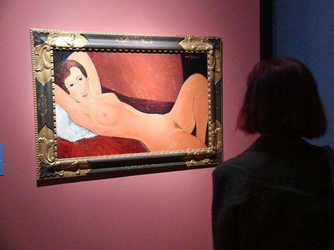 Falsi Modigliani  in mostra: «Rimborsate 98.000 visitatori»