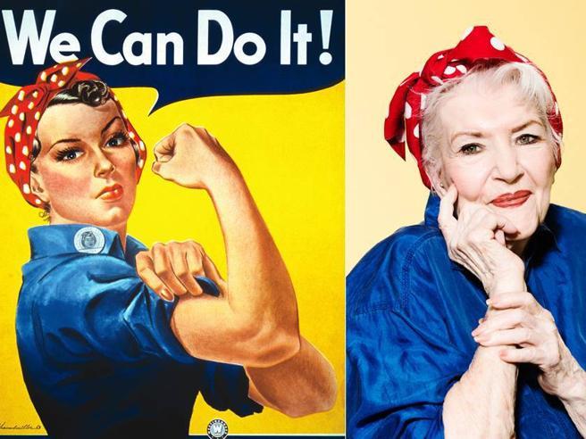 Morta la donna che ha ispirato l'eroina del poster «We Can Do It!»