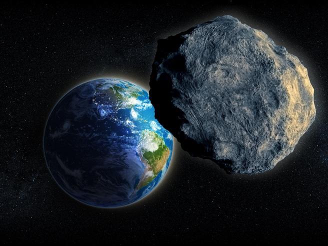 Un asteroide verso la Terra È grande come un palazzo ma (per ora) non è pericoloso Videoricostruzione: traiettoria