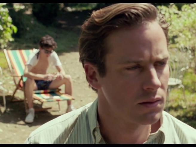 Oscar, quattro nomination al film di Guadagnino «Chiamami col tuo Nome»