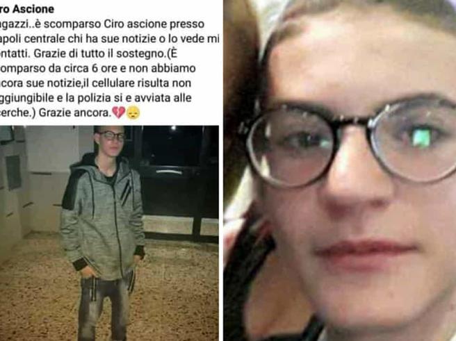 Cadavere sui binari a Casoria: è Ciro Ascione, il 16enne scomparso