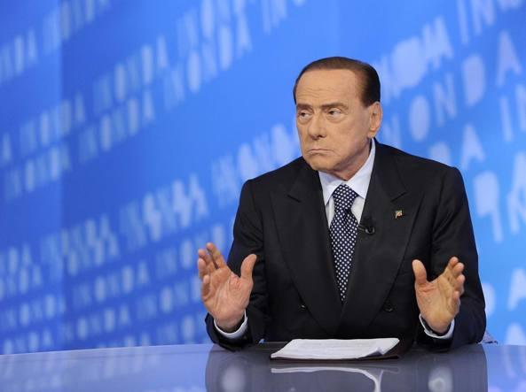 Berlusconi: Tajani premier scelta bellissima. Meloni: Non è nostro candidato