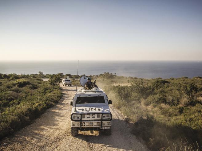 Polveriera Libano:  tra i militari italiani in attesa della guerra