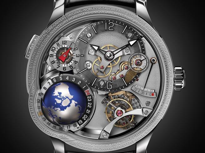 Salone di Ginevra: l'alta orologeria del futuro si sposa alla micromeccanica. Si scatenano i sogni degli appassionati