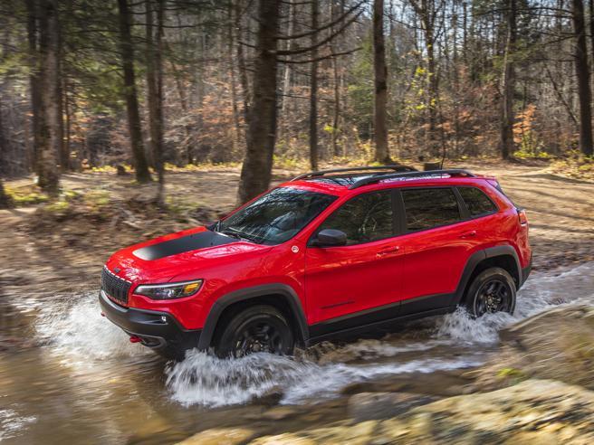 La nuova Jeep Cherokee: tutti i dettagli