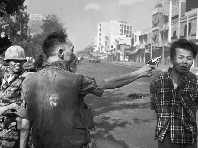 Cinquant'anni fa la foto da Saigon  che cambiò la guerra del Vietnam|Foto