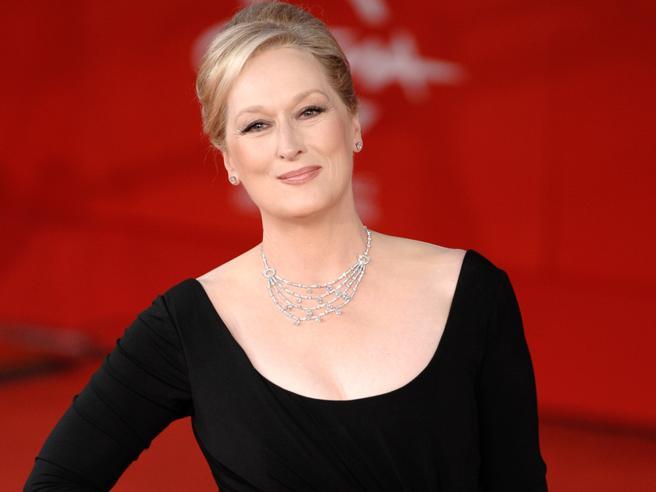 Meryl Streep, la regina di Hollywood chiedeil marchio di fabbrica sul suo nome