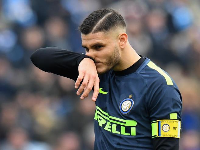 Icardi spaventa l'InterDzeko dice no al Chelsea