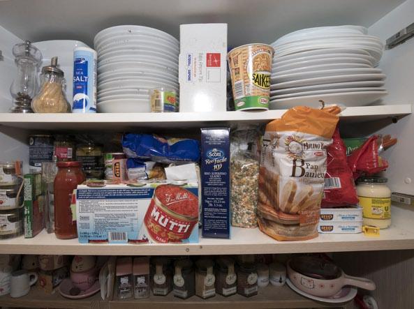 Spreco alimentare, ogni famiglia butta 25 kg di alimenti ogni 20 giorni