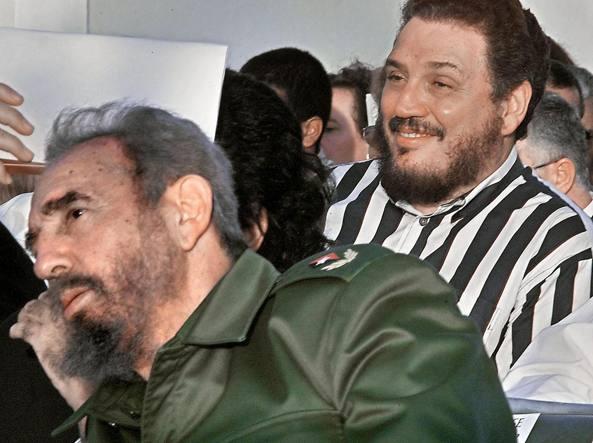 Cuba, morto suicida figlio maggiore di Fidel Castro, aveva 68anni