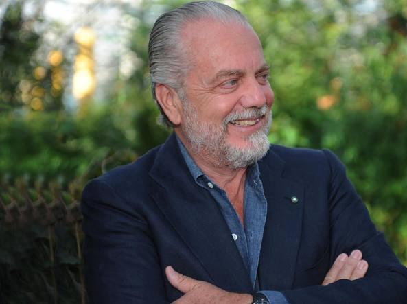 Sarri-Napoli, De Laurentiis: