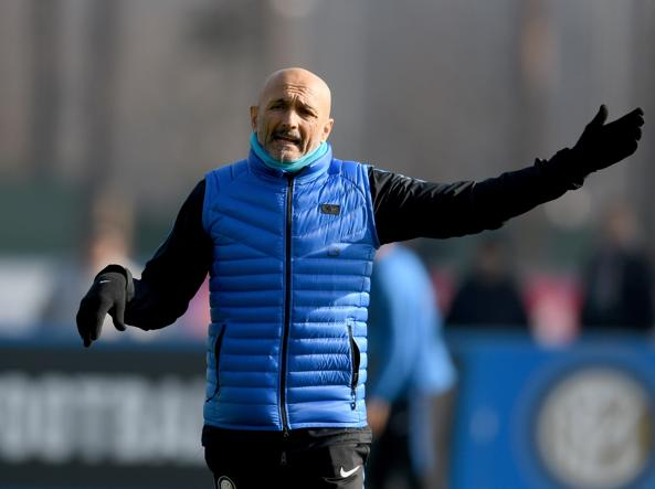 Inter-Crotone, Spalletti: