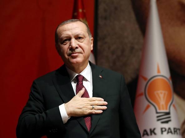 Erdogan a Roma tra imponenti misure di sicurezza