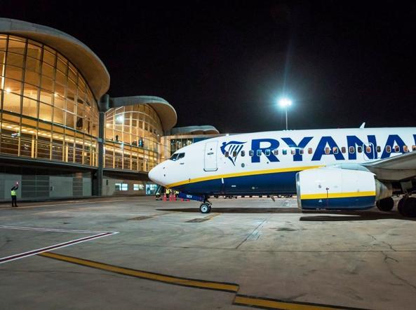 Ryanair debutta in Giordania: voli diretti dall'Italia