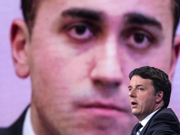 Renzi: penso come Cav,senza numeri voto