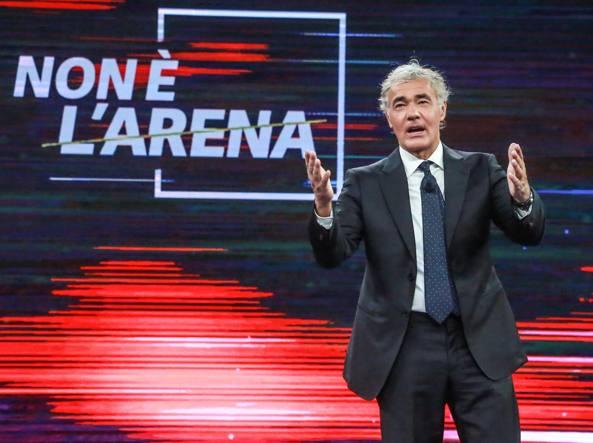 Non è l'Arena | 4 febbraio 2017 | Giletti intervista Matteo Salvini | Ospiti