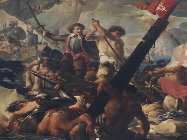 Battaglia della MeloriaSfida tra Genova e Pisa per il Tirreno