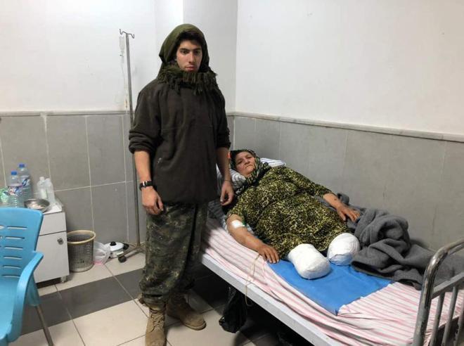 Gli italiani al fronte con i curdi: «La comunità internazionale fermi il genocidio di Erdogan»