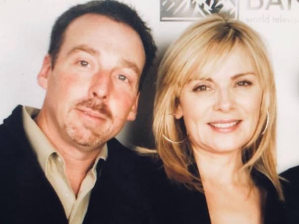 Lutto per Kim Cattrall: trovato morto suo fratello