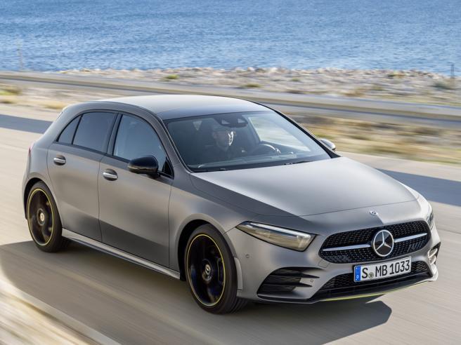 La nuova Mercedes Classe A |Le foto