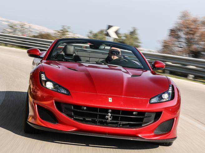 Ferrari Portofino, la nostra prova
