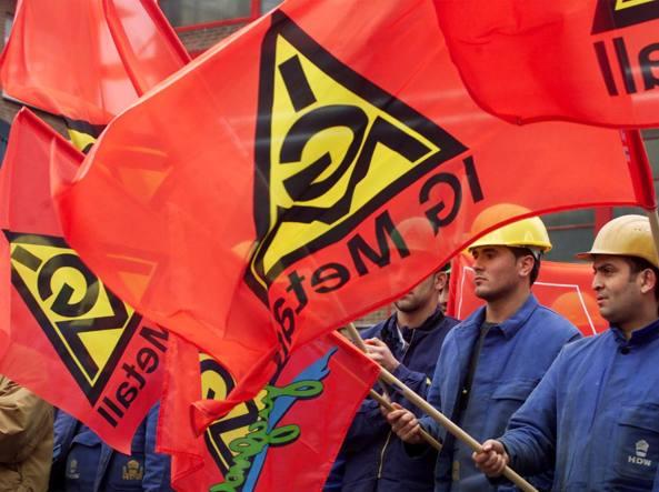 Risultati immagini per sindacati germania