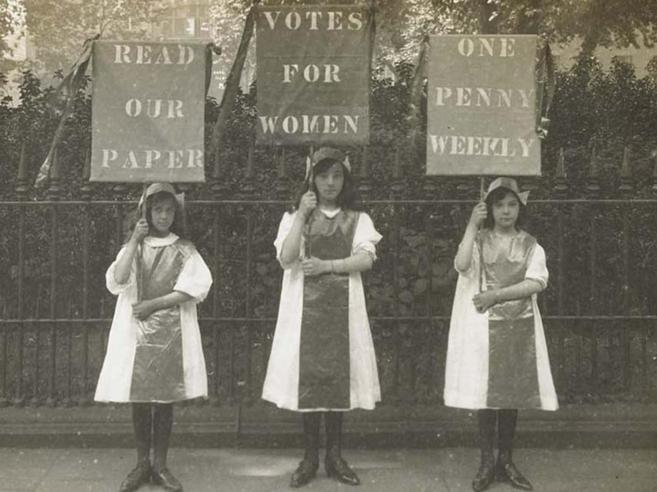 «Le nuove suffragette? Sono le donne di #metoo»
