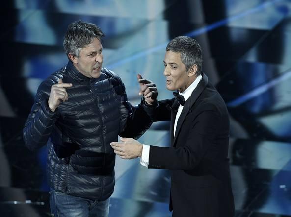 Sanremo 2018, seconda serata 7 febbraio in diretta: Sting