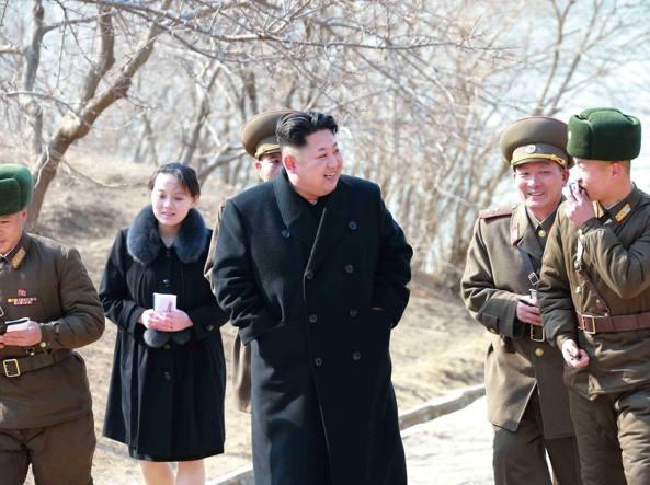 Coree: sorella leader Nord in delegazione Olimpiadi