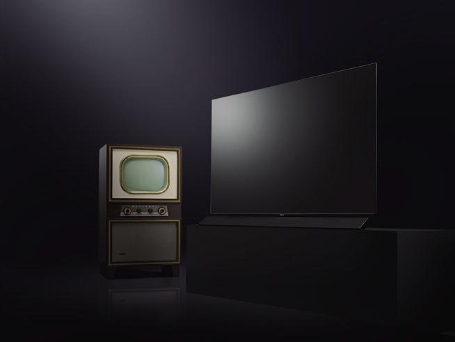 100 anni di Panasonic Dal ferro da stiro anni '20 alla prima tv I prodotti che hanno fatto storia