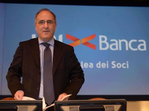 Ubi Banca: utile 2017 a 690,6 mln, dividendo di 0,11 euro