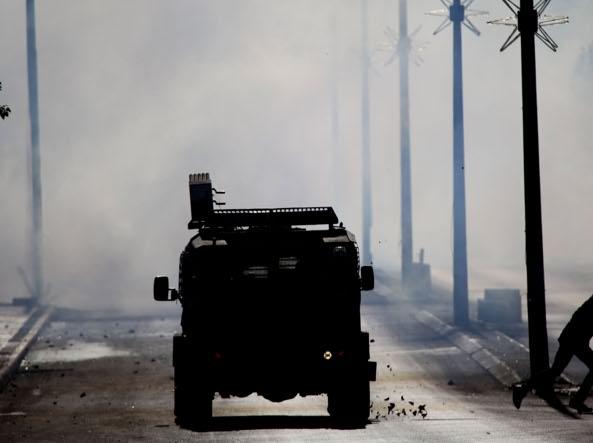 MO, Netanyahu: da raid Israele duro colpo a Iran e Siria