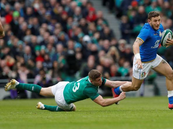Rugby in tv: fra poco Irlanda-Italia e Inghilterra-Galles. Domani Scozia-Francia