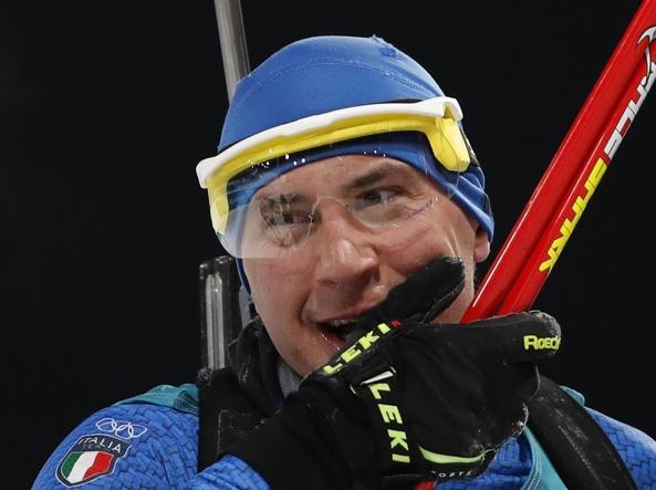 Dominik Windisch, medaglia di bronzo, chi è