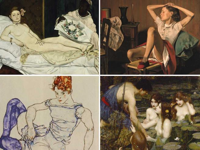 Arte «oscena» Queste opere vi scandalizzano'Immagini
