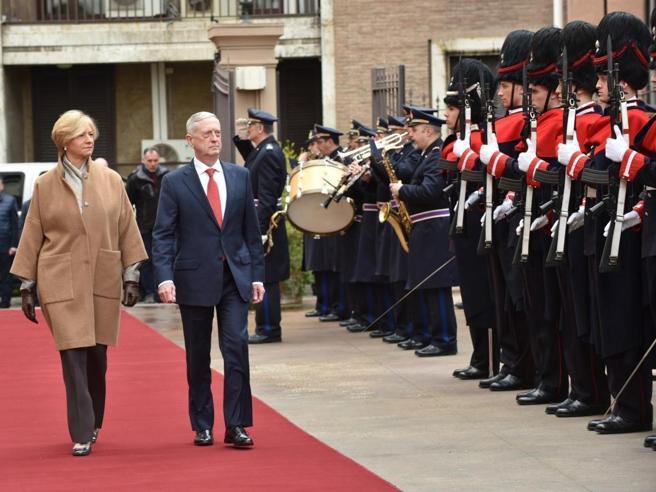 Mattis a Roma per il dopo Isis. Il nodo dei foreign fighters