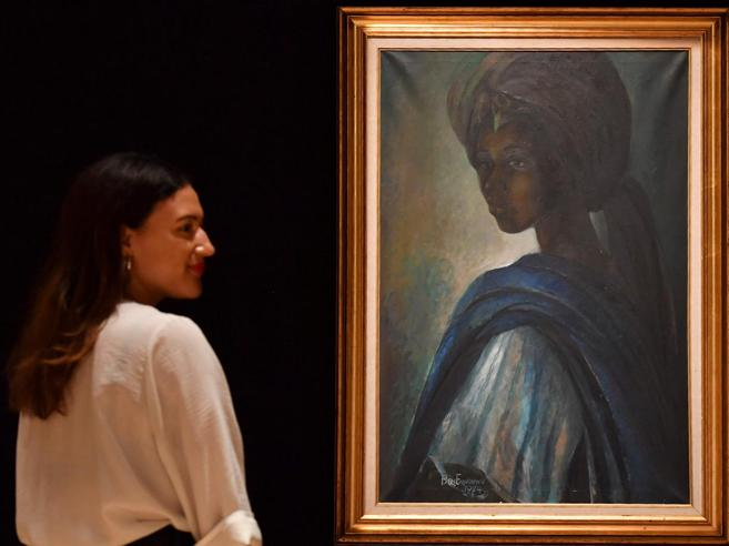 Ritrovata dopo 20 anni di misteriAll'asta la «Monna Lisa africana»