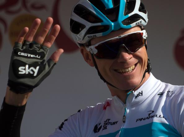Ciclismo, Froome torna in gara: