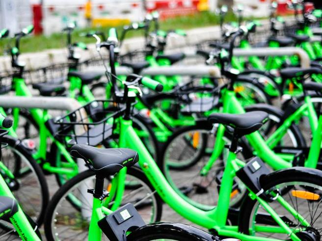 Il colosso di bike sharing Gobee scappa dall'Italia: 'Troppi vandali'Quando finirono in fondo al Po