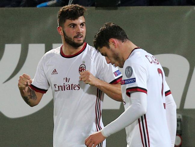 Ludogorets-Milan 0-3, Cutrone decide anche in Europa