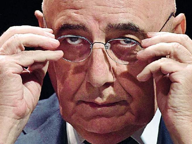 Galliani: «Silvio mi voleva già nel '94 ma c'era il Milan»