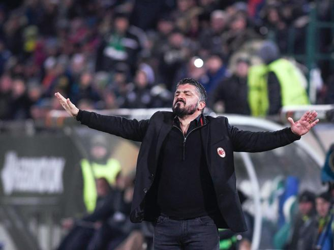 Milan, Gattuso: «Cutrone deve lavorare, riposare e... fare l'amore»