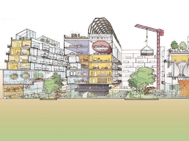 Robot e mini-case, Google a Toronto sperimenta la prima città del futuro