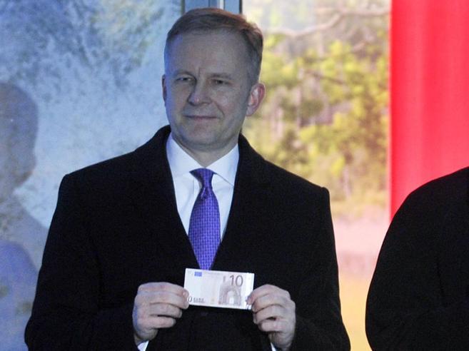 Lettonia, arrestato per corruzione il governatore della Banca centrale