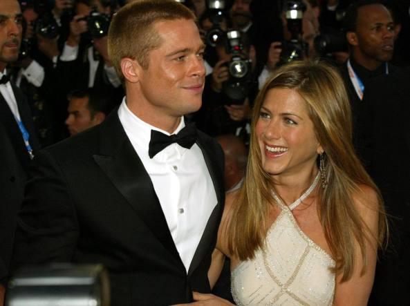 Brad e Jennifer si sentono regolarmente: novità in arrivo?