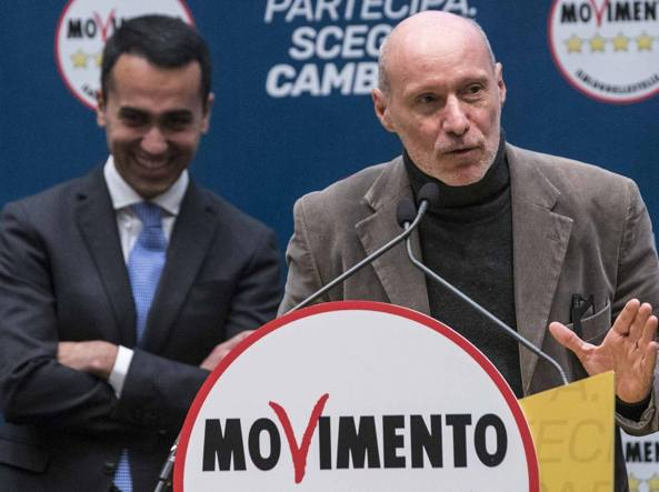 Moglie De Falco: