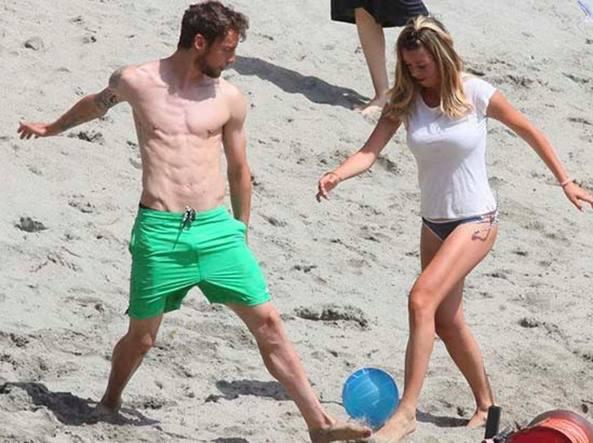 Juventus, post misterioso su Instagram della moglie di Marchisio. Destinatario Allegri?